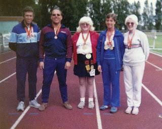 award blind athletics uk championships